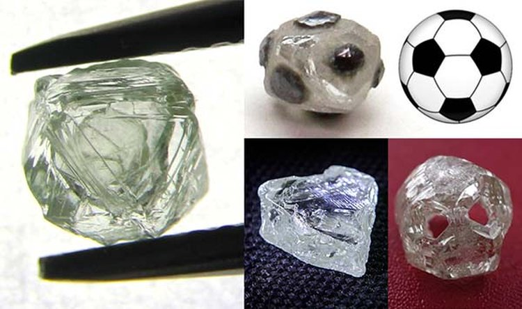 'Diamond in a Diamond' Joins Alrosa's Collection of Rare Finds… and Is Not for Sale