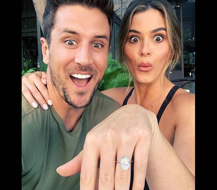 Take 2: Jordan Rodgers Re-Proposes to 'Bachelorette' JoJo Fletcher With 5-Carat Ring