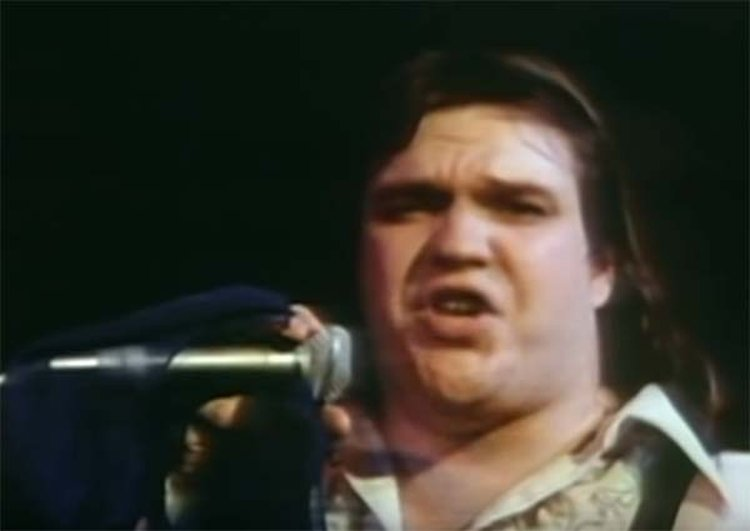 Music Friday: In His Signature Song, Meat Loaf's Girlfriend Is 'Looking for a Ruby in a Mountain of Rocks'